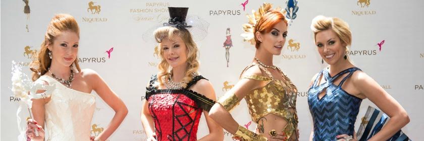 Papyrus Couture in Las Vegas